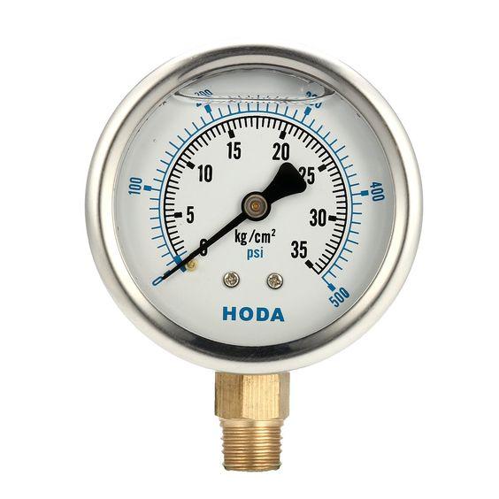 שעון מד לחץ מים