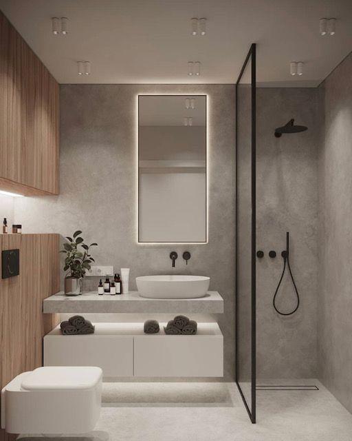 שיפוץ מקלחת מודרני