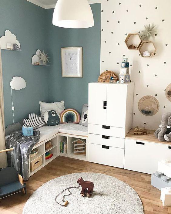 רעיונות עיצוב חדר ילדים