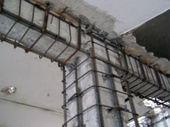 שיקום ברזל חלוד בדירה